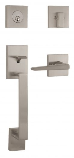 Brookside Entry Handle - Interior Exterior with Lever